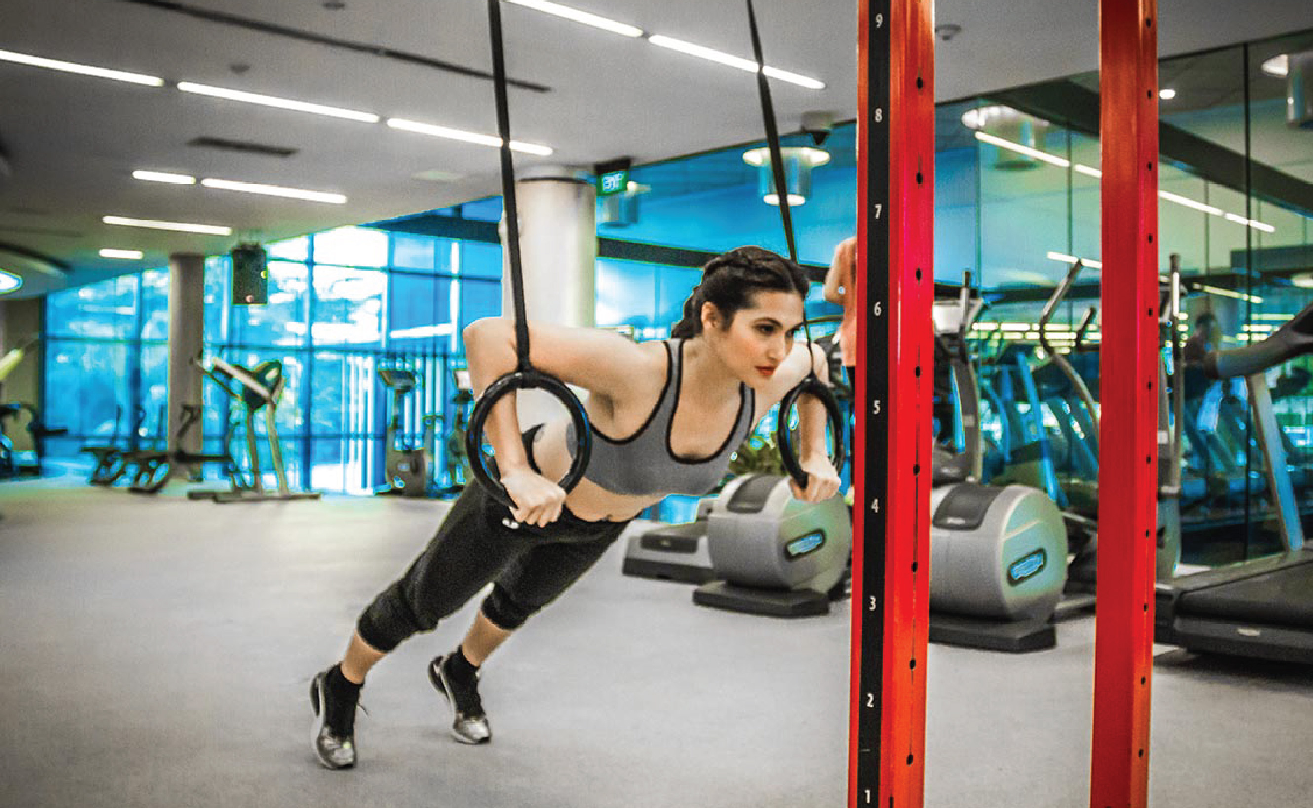Avenue K Fitness First