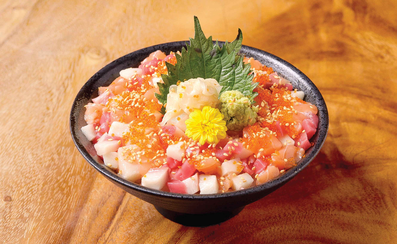 Chiashi Sushi Rice