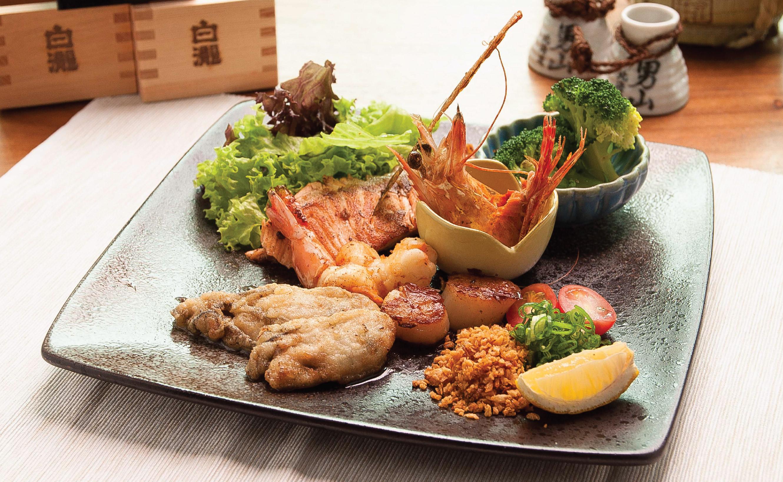 Tenppan Mix Seafood