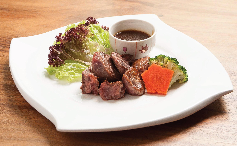 Teppan Beef